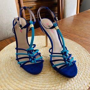 Natalya JustFab Sandals Minimalist Classy Heel